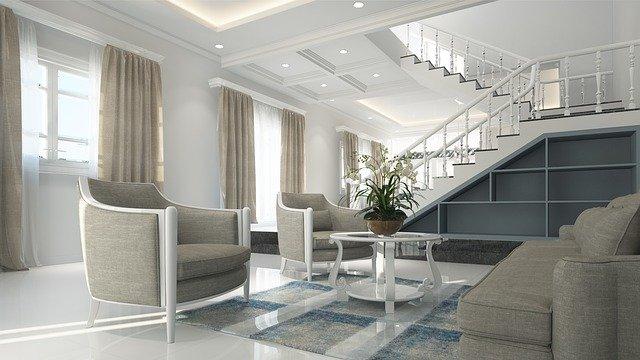 Urządzamy salon w stylu Art Deco