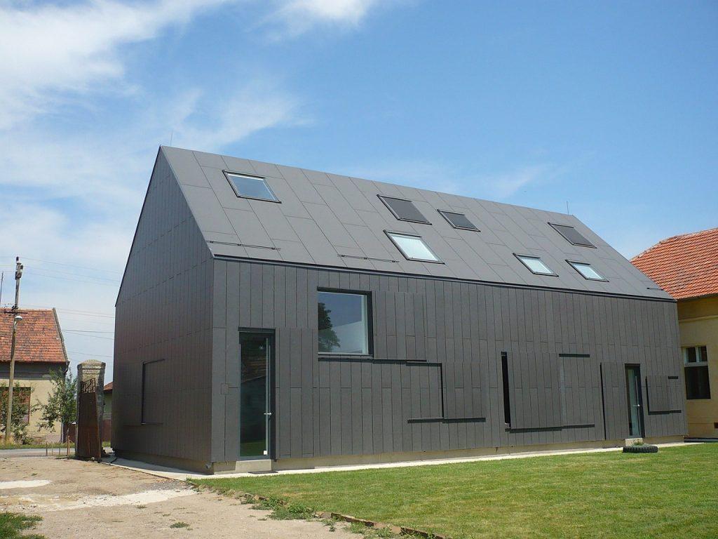 Nowoczesne projekty domów stodoła